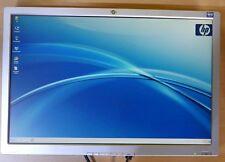 """HP L2045w 20"""" LCD Monitor VGA, DVI, 1680 x 1050. Includes all Cables."""