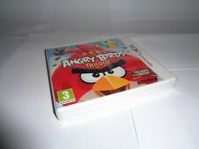 ANGRY BIRDS TRILOGY 3ds game UK RELEASE NEW FACTORY SEALED RARE