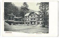 Germany, Ilsenburg, Prinzess Ilse Hotel PPC, U/B, Harz Mountains