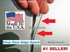 CHEVROLET  molding Trim Chevy (Made in USA!) CLEAR (4 Door Kit) DOOR EDGE GUARDS
