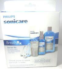 Philips Sonicare BreathRX Starter Kit, New,  Free Shipping