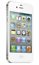 Apple iPhone 4S Mobile Phone 8GB White Sim Free Factory GSM Unlocked Smartphone