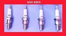 SUZUKI GS750/GS1000 /SPARK PLUGS NGK  B8ES -  GENUINE SET OF 4