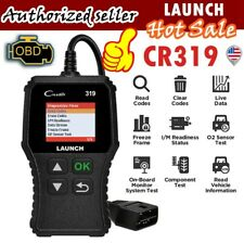 Code Reader Automotive Scanner OBD2 OBDII Car Diagnostic Engine Check Scan Tool