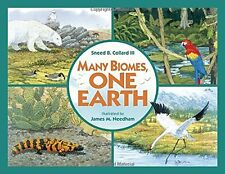 Many Biomes, One Earth by Sneed B., III Collard (2009, Paperback)
