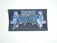 EDGE OF SANITY EMBROIDERED PATCH