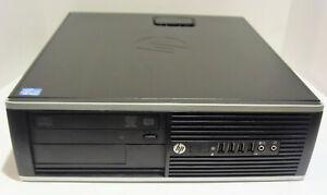 HP Compaq Elite 8300 Desktop PC (Intel Core i5 3.2GHz 2GB 500GB Win 10 Pro)