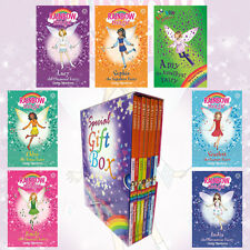 Daisy Meadows Jewel Fairies BooksVol(1-7) 7 Books Gift Wrapped Slipcase New Pack