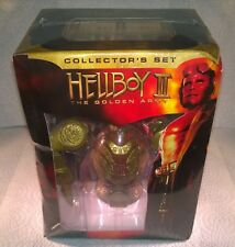 Hellboy II: The Golden Army (2008, USA) Collector's Set with Statue, Poster+ NEW