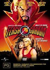 FLASH GORDON (Sam J. JONES Melody ANDERSON Max Von SYDOW Ornella MUTI) NEW DVD