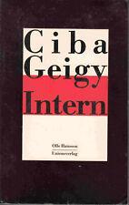 F66 Ciba-Geigy intern - - nach vertraulichen internen Unterlagen