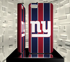 Coque rigide pour iPhone 5 5S New York Giants NFL Team 01