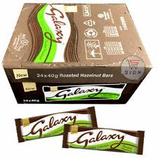 GALAXY DARKER MILK CHOCOLATE WITH ROASTED HAZELNUT BAR 24 x 40 g BARS