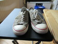 Converse All Star Zapatillas Green Size UK 10.5