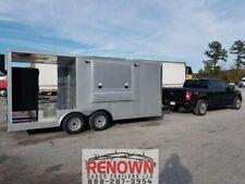 ***NEW*** 8.5X18TA BBQ Porch-Food Truck-Concession Trailer