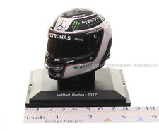 VALTTERI BOTTAS 2017 HELMET 1/5 F1 F-1 MONSTER STILO CASQUE CASCO WIHURI BOSE#77