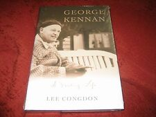 George Kennan : A Writing Life by Lee Congdon (2008, Hardcover)(SEALED)