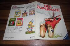 Helme Heine -- der SUPERHASE // Bilderbuch von Ravensburger 1988 im Softcover