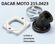 215.0423 COLLETTORE ASPIRAZIONE POLINI APRILIA SR 50 R-FACTORY (Motore Piaggio)
