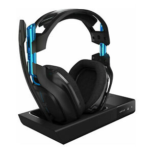 ASTRO Gaming A50 Wireless Dolby Gaming Headset for PS and PC Renewed