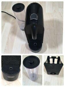 Nespresso DeLonghi U Espesso Maschine EN110.B schwarz Ersatzteile Tank Schale