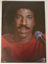 Lionel Richie 1984 Poster Zamania Holland Commodores
