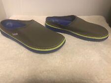 REEBOK MEN SANDALS WATER SIZE 9 GREEN/BLUE