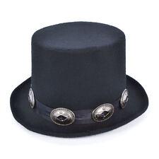 80er Jahre Rocker Hut NEU - Karneval Fasching Hut Mütze Kopfbedeckung