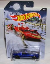 Hot Wheels 2015 Holiday Hot Rods '10 Ford Shelby Gt500 Supersnake 3 of six