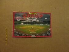 Hudson Valley Renegades Vintage Circa 2007 Group Fun Guide Brochure