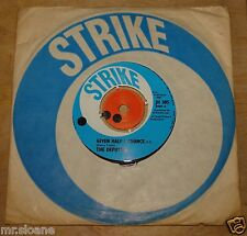 THE DEPUTIES ~ GIVEN HALF A CHANCE b/w WHERE DO PEOPLE GO ~ UK STRIKE MOD 7""
