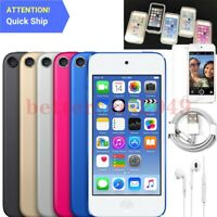 New Apple iPod Touch 6 16/32/64/128GB 6th Generation All Color Fast Free Ship