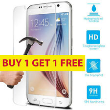 100%25 REAL TEMPERED GLASS FILM LCD SCREEN PROTECTOR FOR SAMSUNG GALAXY S6