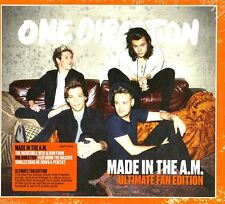 One Direction - Made in the A.M. - CD Ultimate Fan edition (new album*sealed)