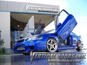 Vertical Doors - Vertical Lambo Door Kit For Honda Accord 1998-02 2DR -VDCHA9802