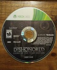 Dishonored 1: Game of the Year Edition - Xbox 360 - **Disk Only**