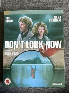 Don't Look Now NEW SEALED BLU RAY