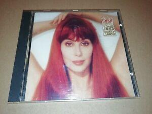 CHER * LOVE HURTS * CD ALBUM EXCELLENT 1991