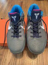Men's Nike Zoom Kobe VII 7 System Fireberry 2012 London