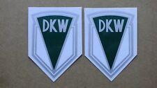 Wasser Abziehbilder IFA BK DKW 100 125 175 200 250 350 350-1 500 NZ RT SB