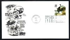 VIETNAM WAR TROOPS & HUEY HELICOPTER Stamp First Day Cover FDC (3319)