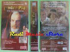 film VHS cartonata PADRE PIO TRA CIELO E TERRA 1 sigillata PLACIDO(F75)no dvd