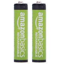 2 x Amazonbasics AAA 1.2V 800mAh Ni-MH Pila Batteria Cordless Shrink Battery