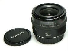 Canon EF 28 mm F2.8
