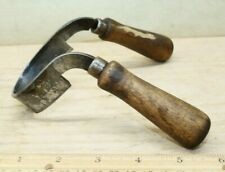 Small Vintage Wood Carving Tool Inshave or bent drawknife shave