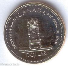 Canada 1 Dolar 1977 plata B.U. @@ Jubileo @@