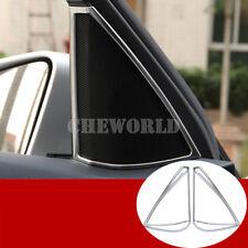 Auto Tür Audio Lautsprecher Rahmen Blende Für Benz C-Klasse W204 S204 2008-2013