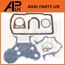 Ford Tractor New Holland Bottom Gasket Set 5000,5100,5200,5600,5900,6600,7600