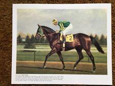 "Round Table Photo 14"" x 11"" Horse"