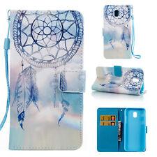 Handy Hülle für Samsung Galaxy Case Motiv Tasche Schutz Cover Wallet Flip Etui